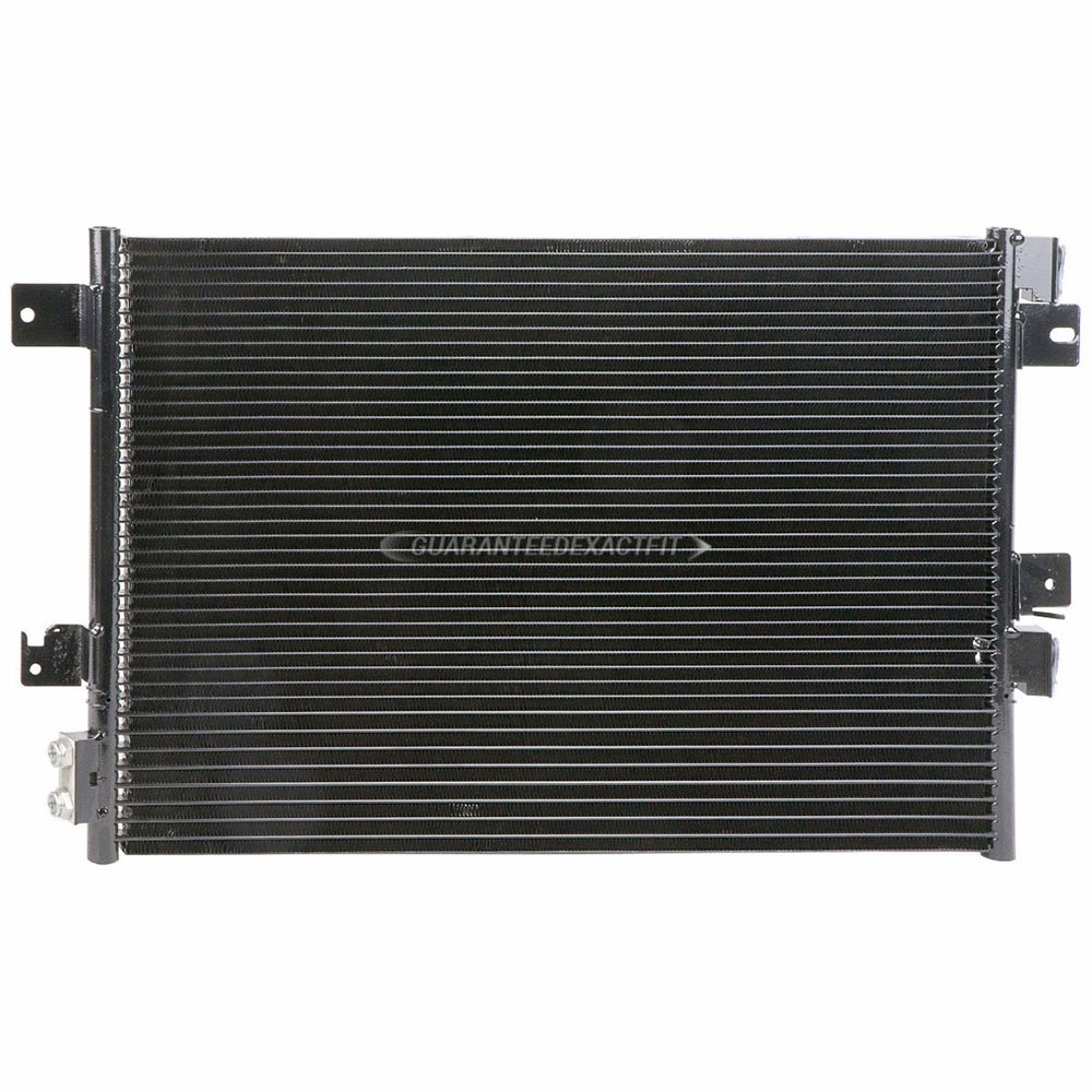 Jeep Patriot A/C Condenser