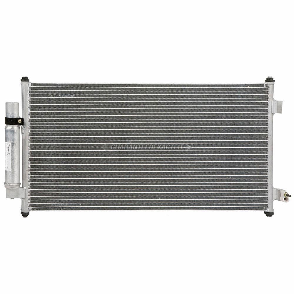 Nissan Sentra                         A/C CondenserA/C Condenser