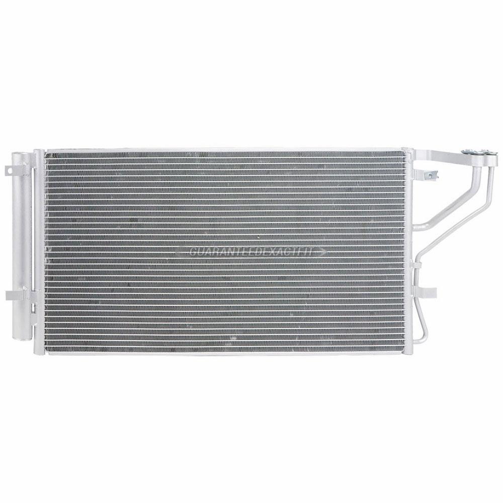 Kia Rondo                          A/C CondenserA/C Condenser