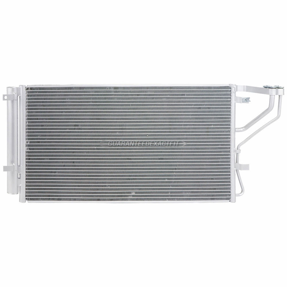 Kia Rondo A/C Condenser