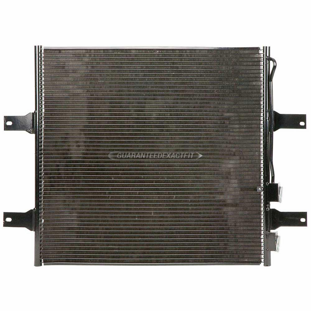 Dodge Pick-up Truck A/C Condenser