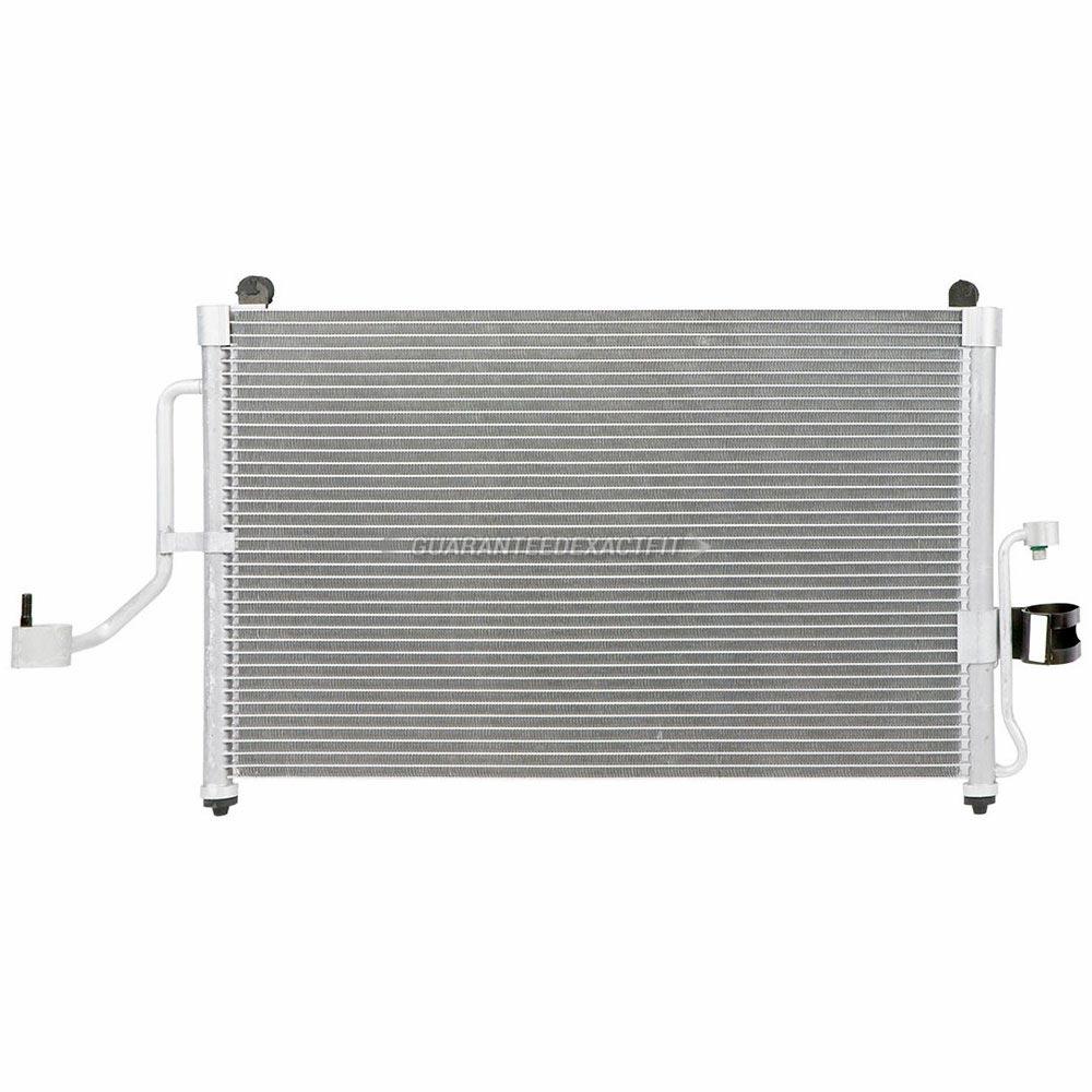 Daewoo Nubira A/C Condenser