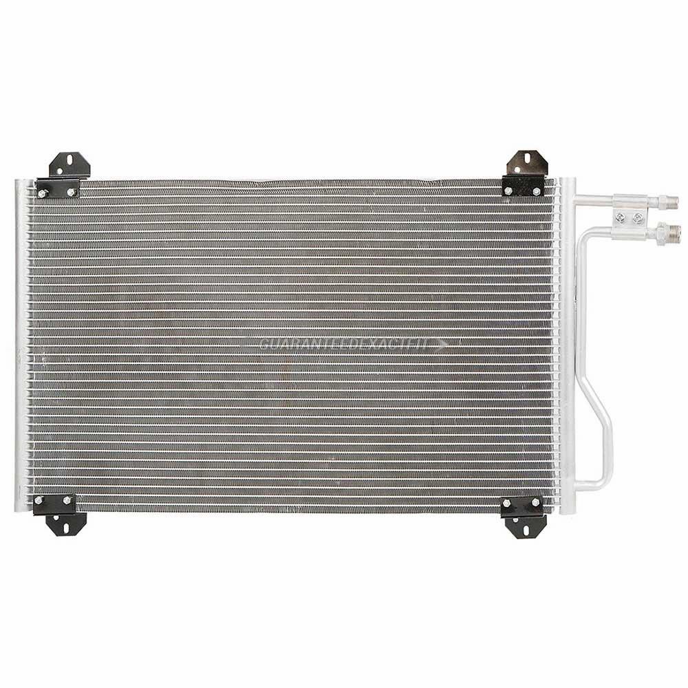 Dodge Sprinter Van A/C Condenser
