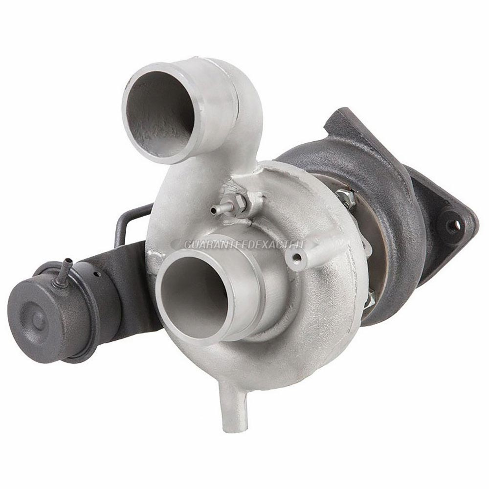 Mitsubishi Eclipse                        TurbochargerTurbocharger