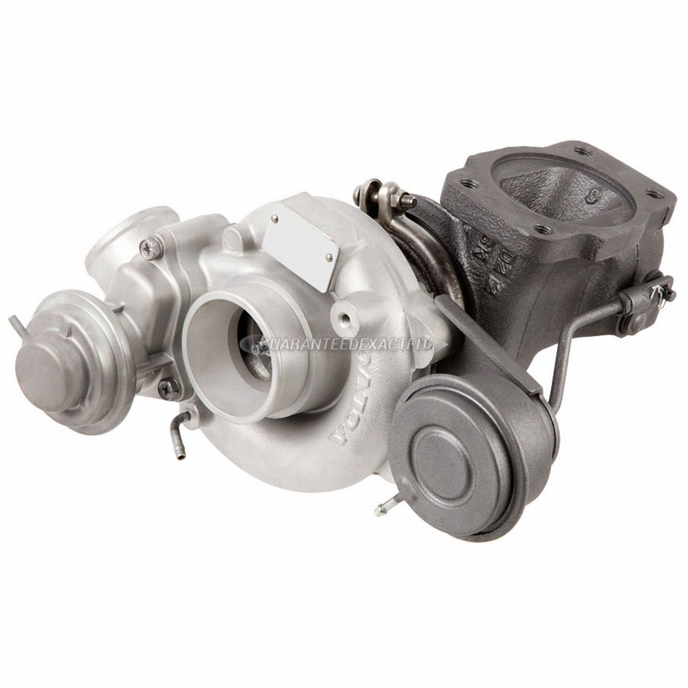 Volvo 760                            TurbochargerTurbocharger