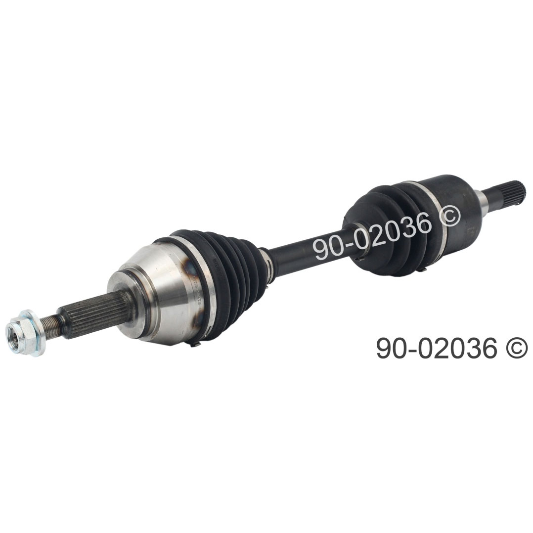 Ford Explorer Drive Axle