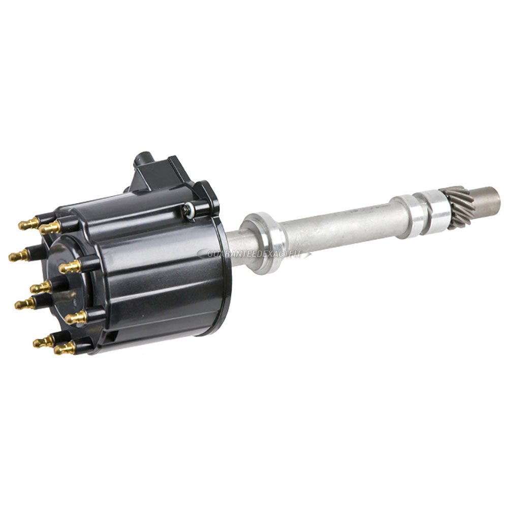Chevrolet Suburban                       Ignition DistributorIgnition Distributor