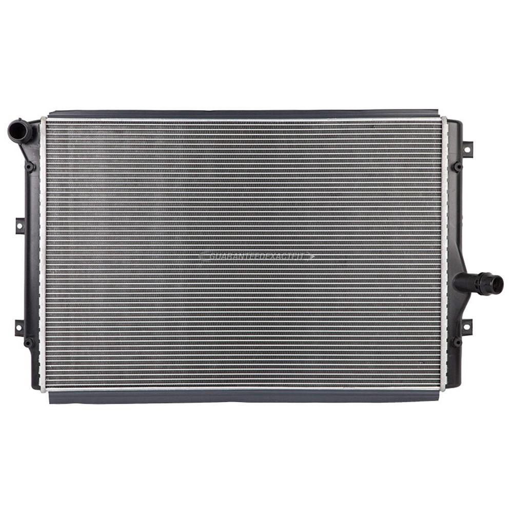 VW Passat                         RadiatorRadiator