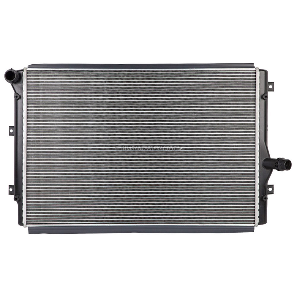Volkswagen Eos                            RadiatorRadiator