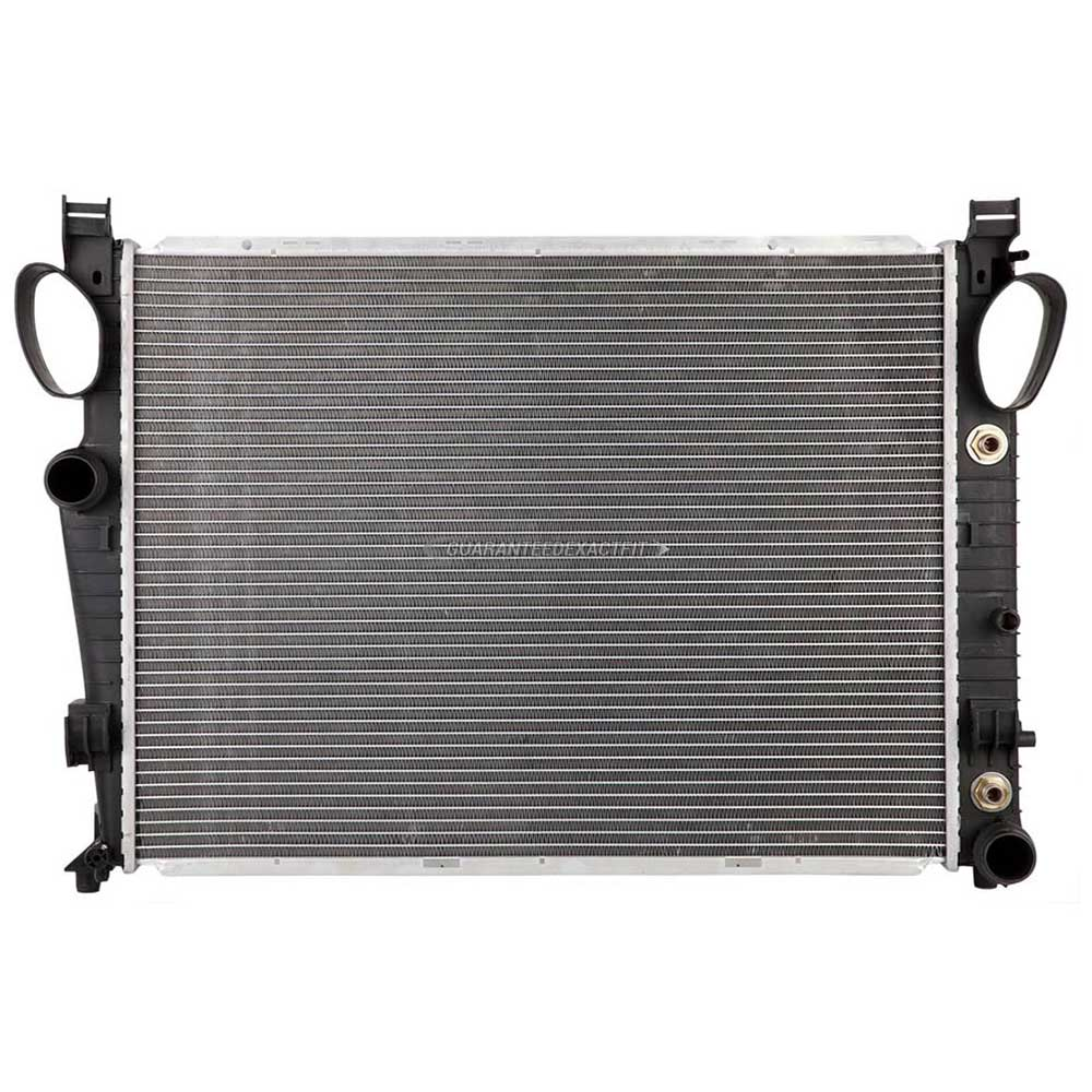 Mercedes_Benz S450                           Radiator