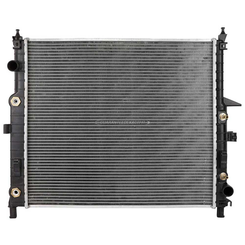 Mercedes_Benz ML430                          RadiatorRadiator