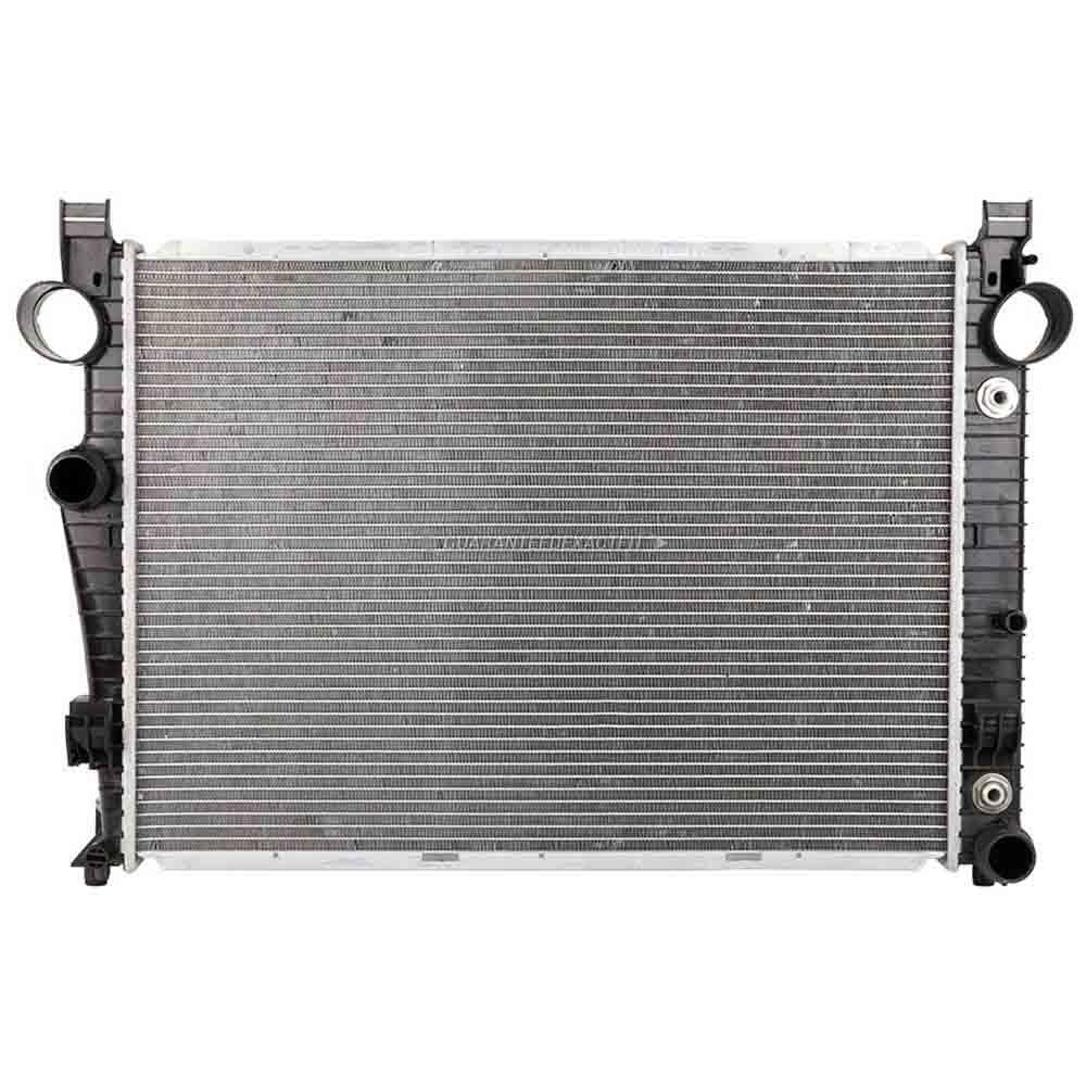 Mercedes_Benz S500                           RadiatorRadiator