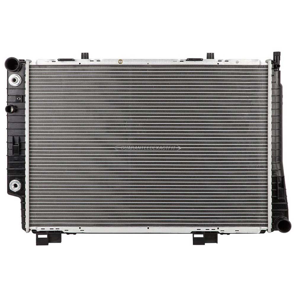 Mercedes_Benz SLK230                         RadiatorRadiator
