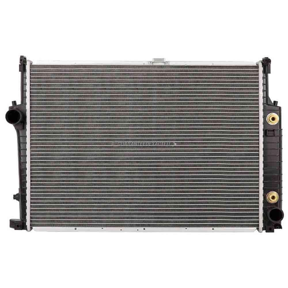 BMW 535                            RadiatorRadiator