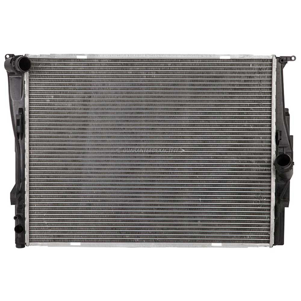 Bmw Z4 Manual Transmission: Radiator 19-00481 AN