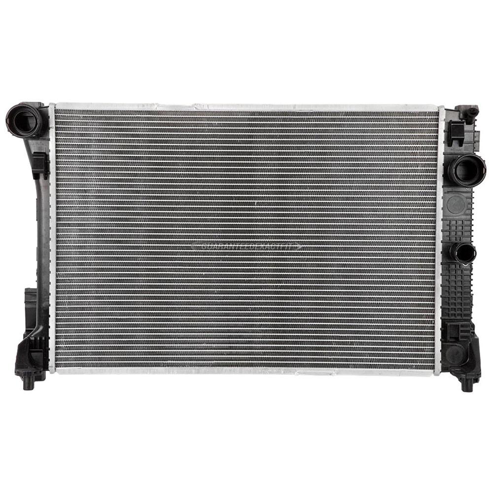 Mercedes_Benz C300                           RadiatorRadiator