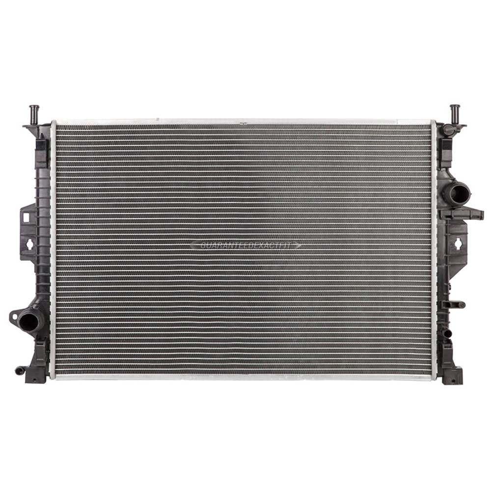 Land_Rover LR2                            Radiator
