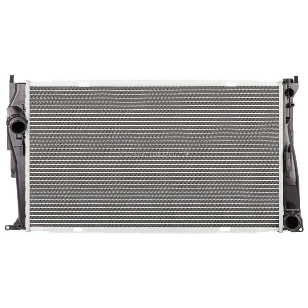BMW 335is                          RadiatorRadiator