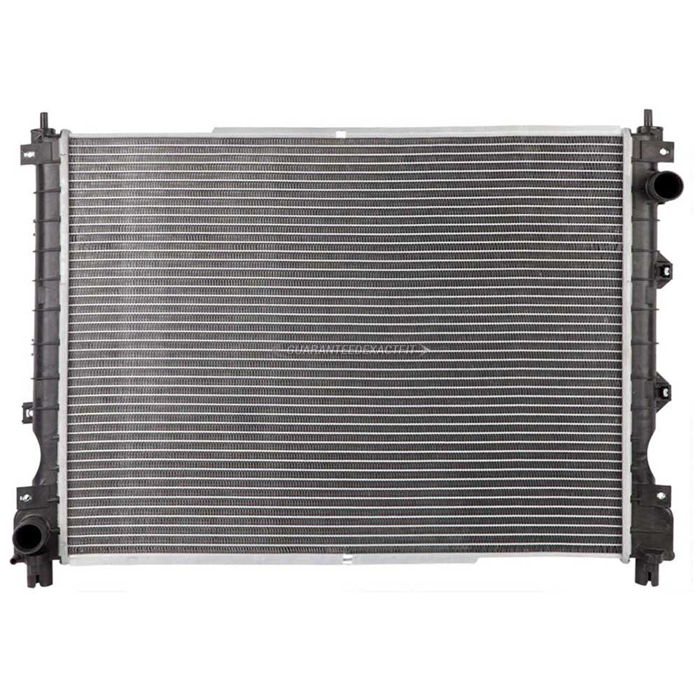 Land_Rover Freelander                     RadiatorRadiator