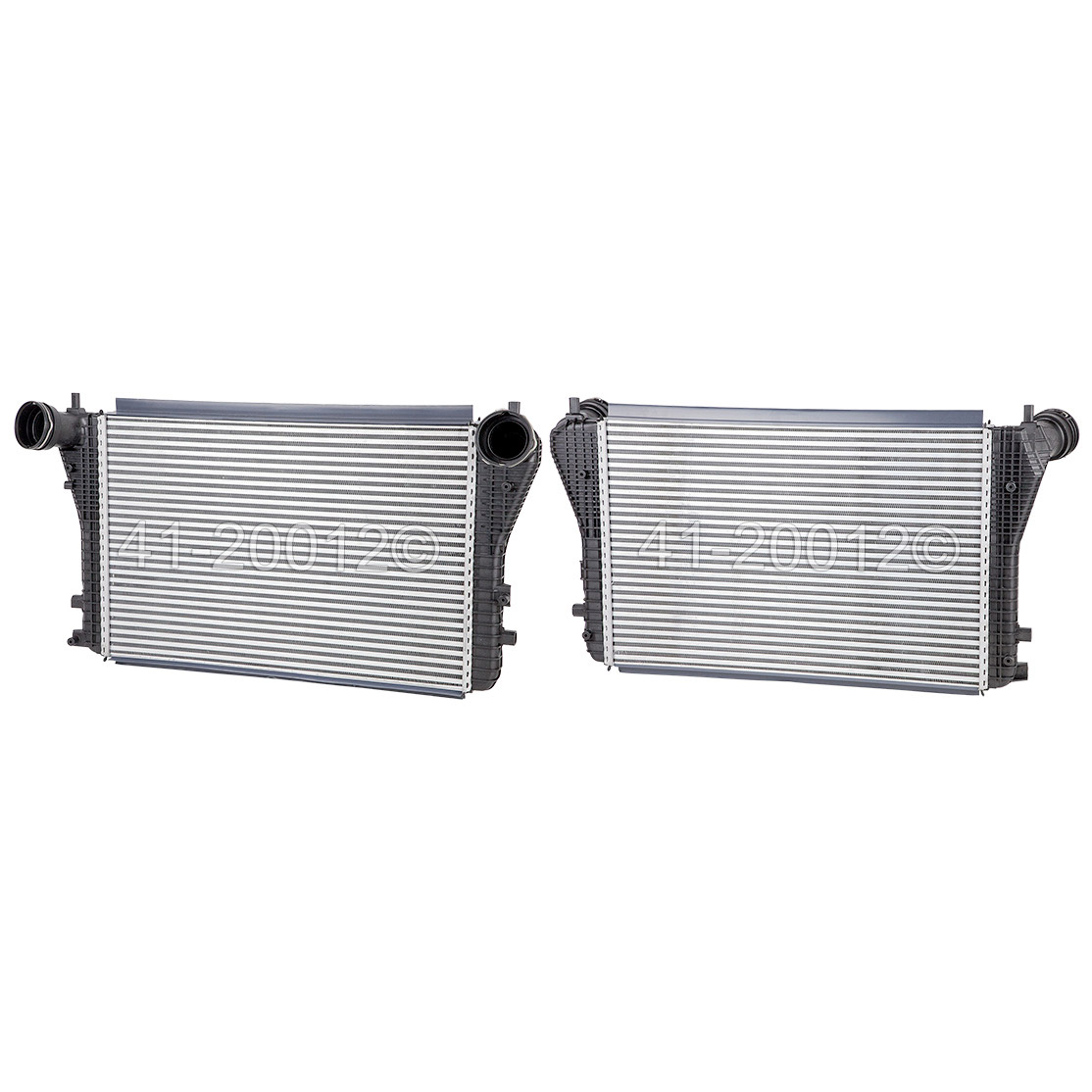 VW Tiguan                         IntercoolerIntercooler