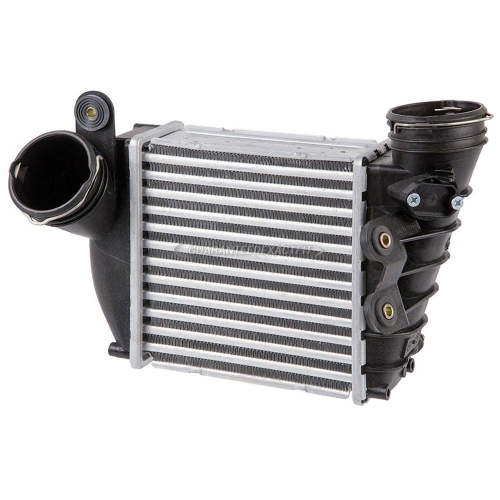 VW Jetta                          IntercoolerIntercooler