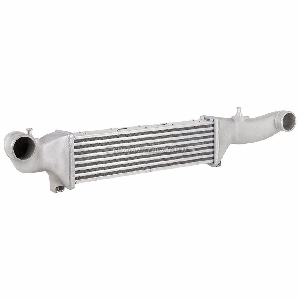 Mercedes_Benz C230                           IntercoolerIntercooler