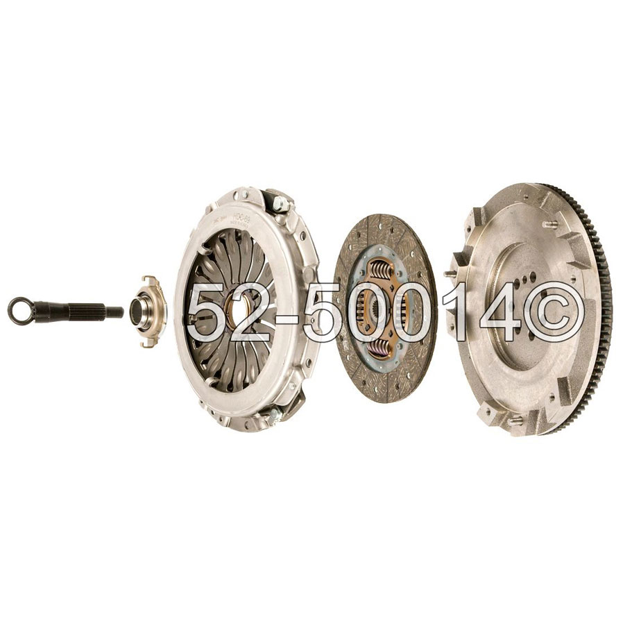 Hyundai Sonata                         Dual Mass Flywheel Conversion KitDual Mass Flywheel Conversion Kit