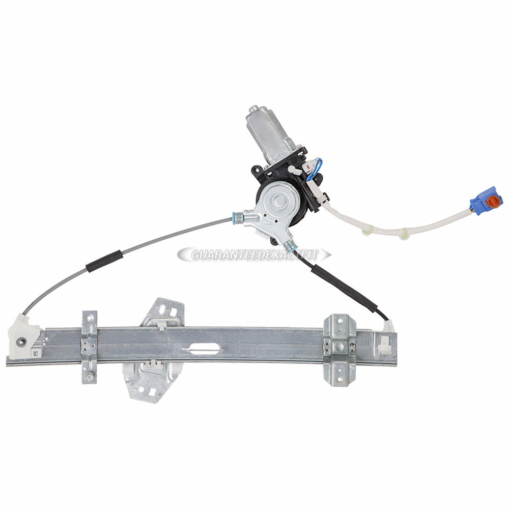 Acura TL                             Window Regulator with MotorWindow Regulator with Motor