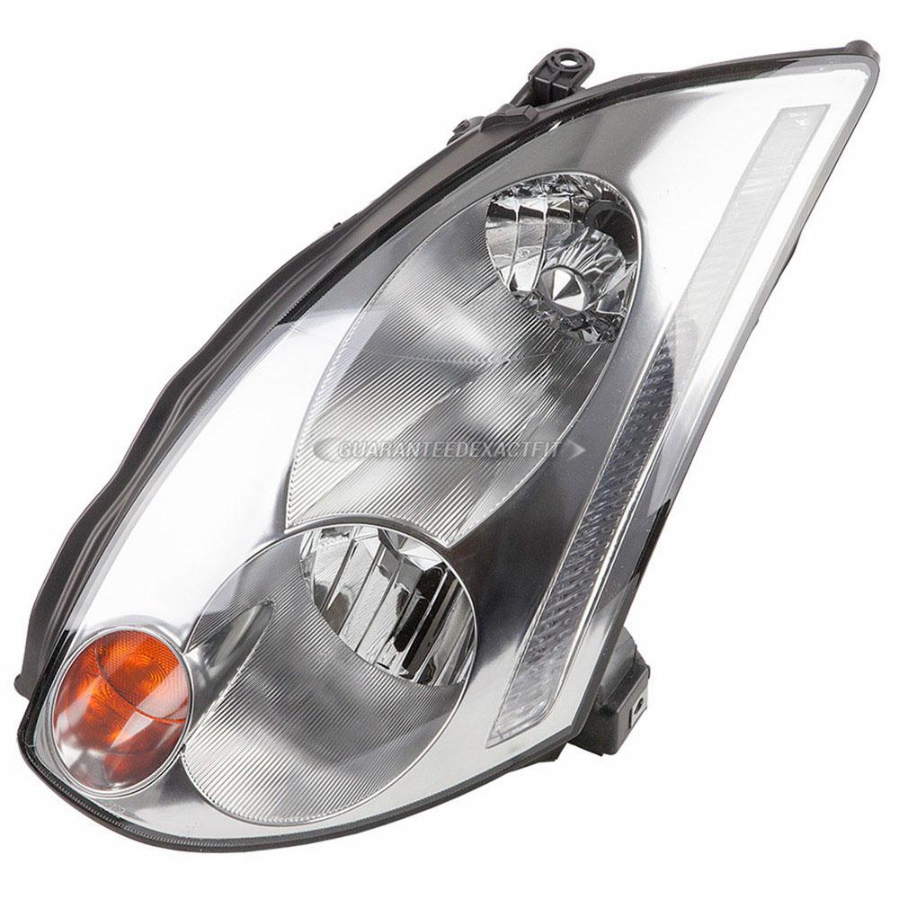 Infiniti G35                            Headlight AssemblyHeadlight Assembly