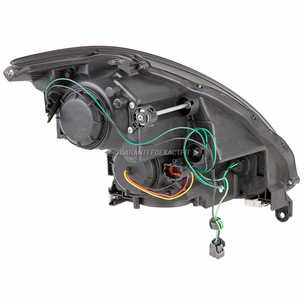 Infiniti G35                            Headlight Assembly