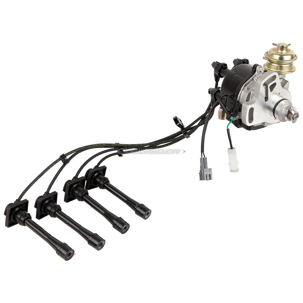 1989 toyota corolla ignition distributor from car parts