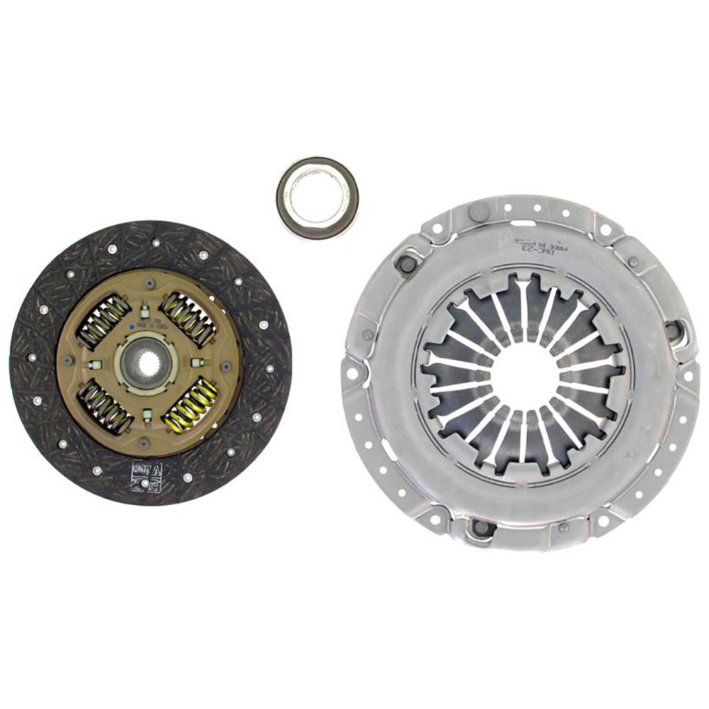 Daewoo Lanos                          Clutch KitClutch Kit