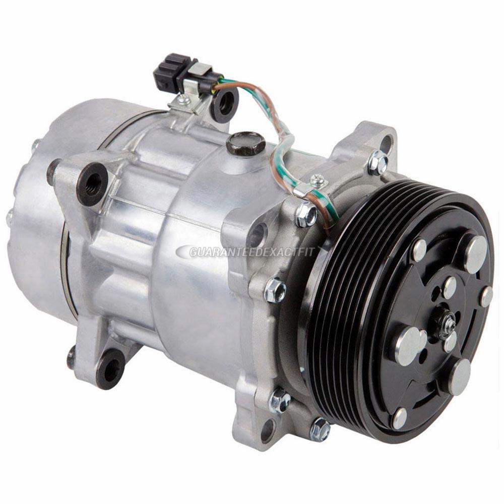 VW Eurovan                        A/C CompressorA/C Compressor