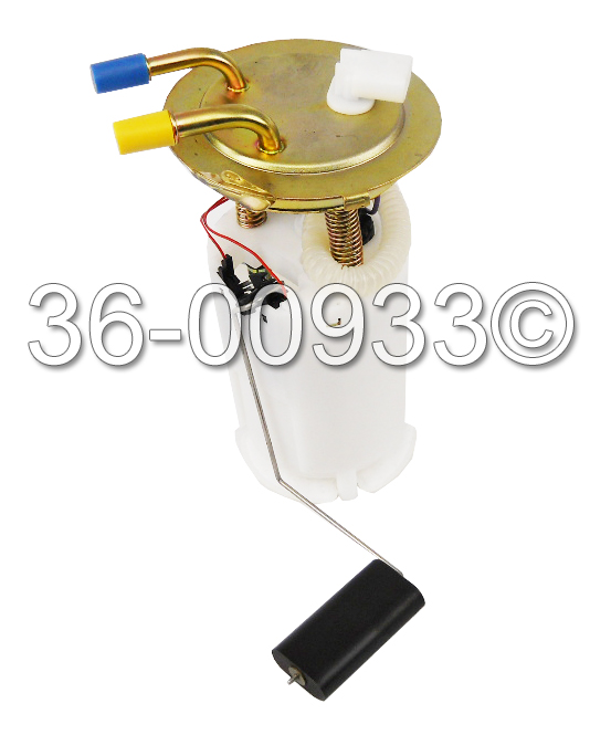 GMC Envoy                          Fuel Pump AssemblyFuel Pump Assembly
