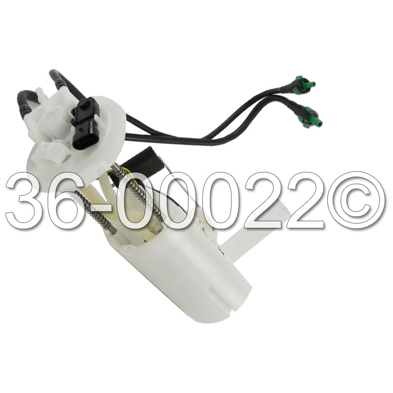 Chevrolet Cavalier                       Fuel Pump AssemblyFuel Pump Assembly