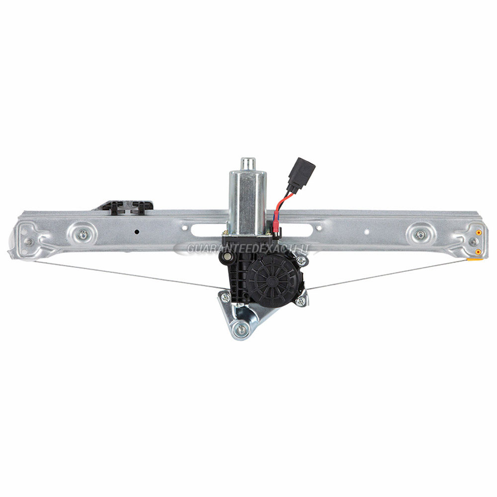 BMW 330xi                          Window Regulator with MotorWindow Regulator with Motor
