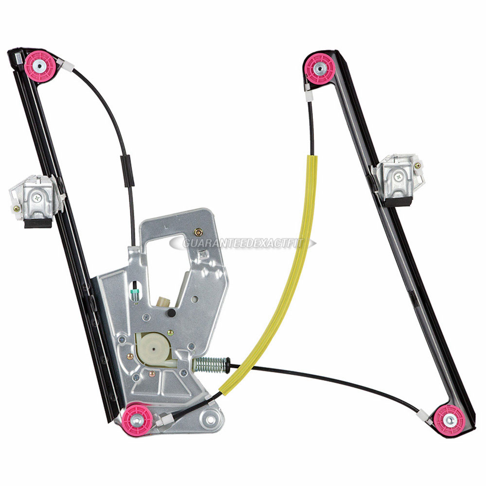 BMW 540                            Window Regulator with MotorWindow Regulator with Motor