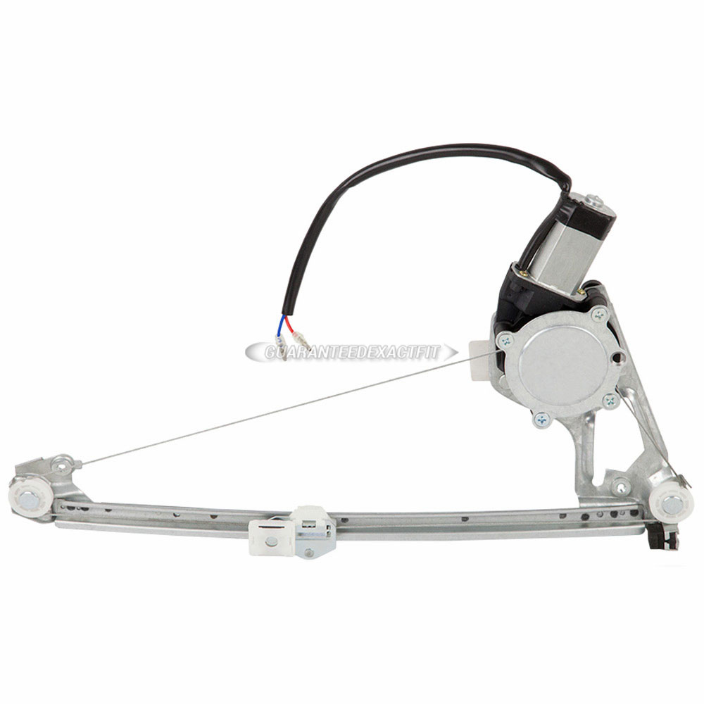 Mercedes_Benz 190D                           Window Regulator with MotorWindow Regulator with Motor