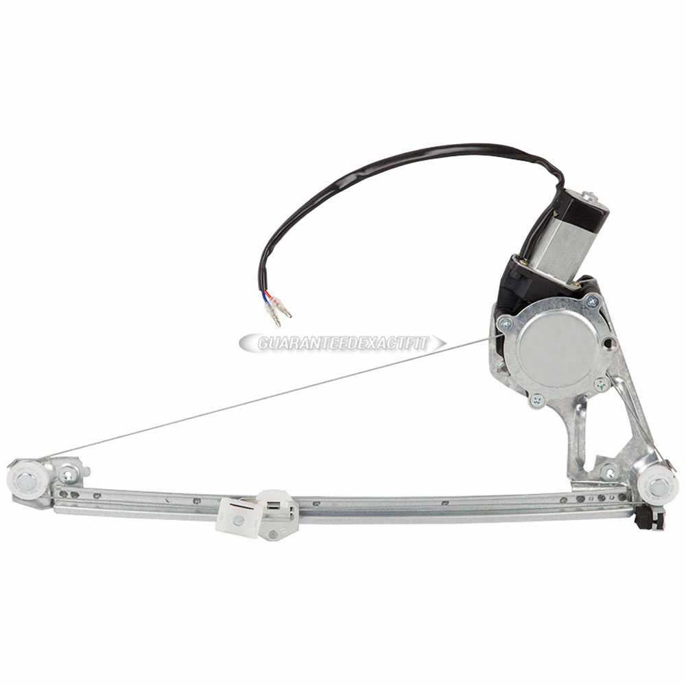 Mercedes_Benz 300TD                          Window Regulator with MotorWindow Regulator with Motor