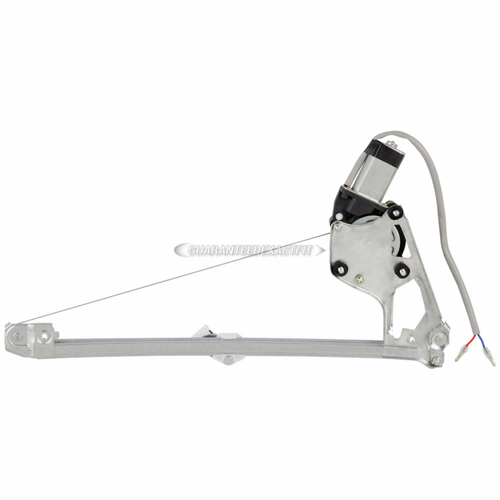 Mercedes_Benz 300D                           Window Regulator with MotorWindow Regulator with Motor