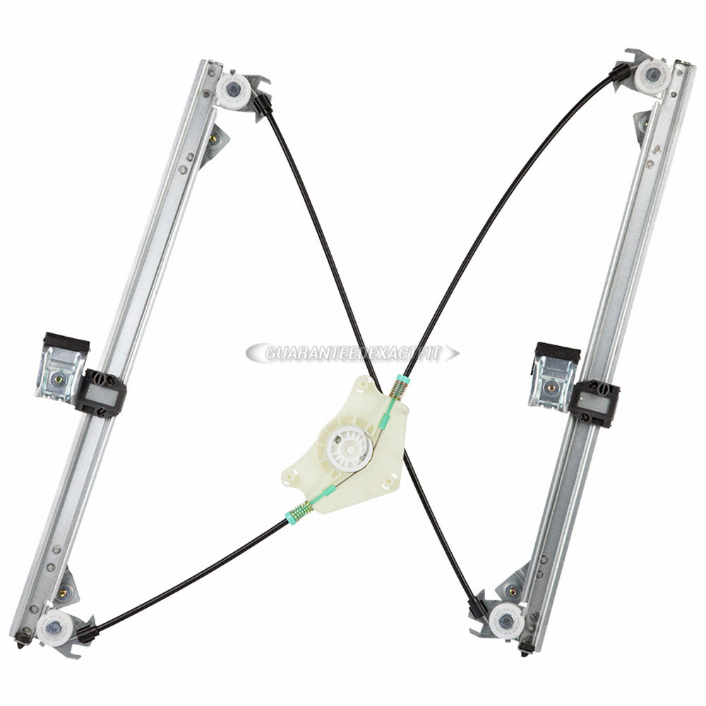 Mercedes_Benz GL350                          Window Regulator OnlyWindow Regulator Only