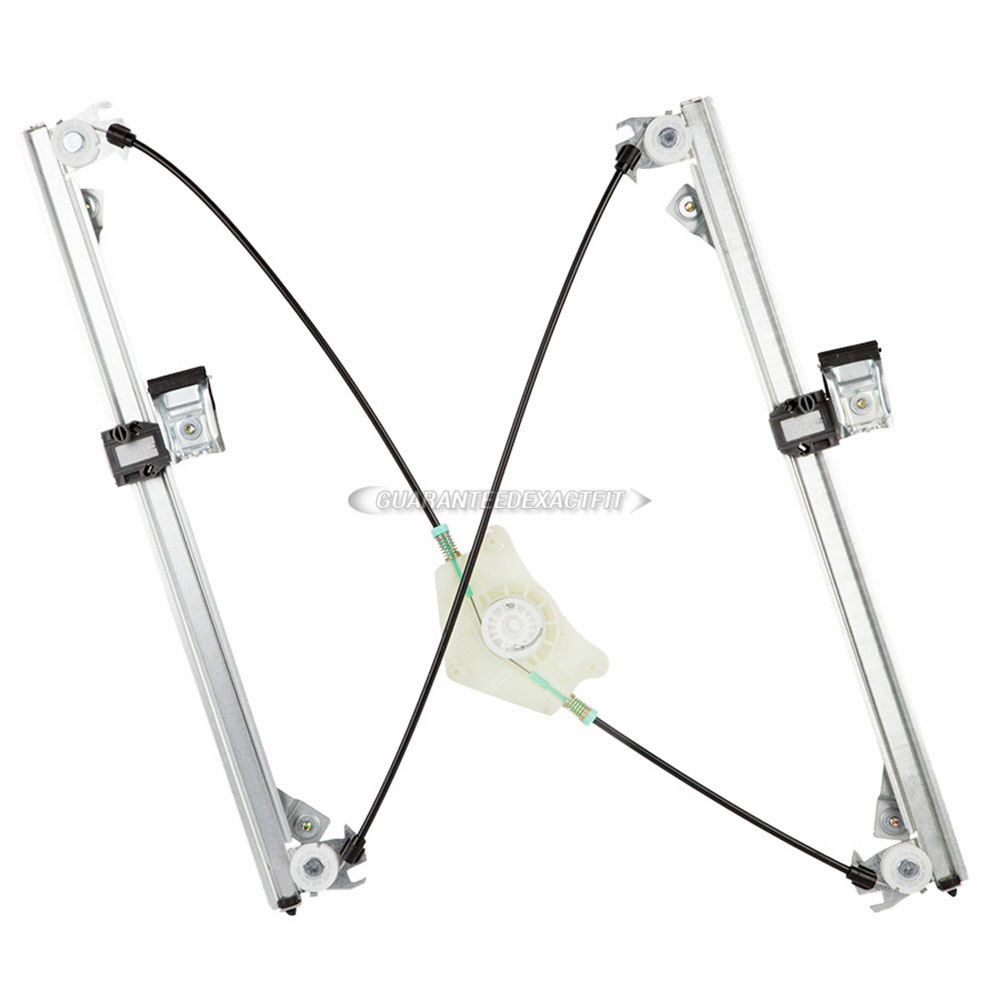 Mercedes_Benz ML550                          Window Regulator OnlyWindow Regulator Only