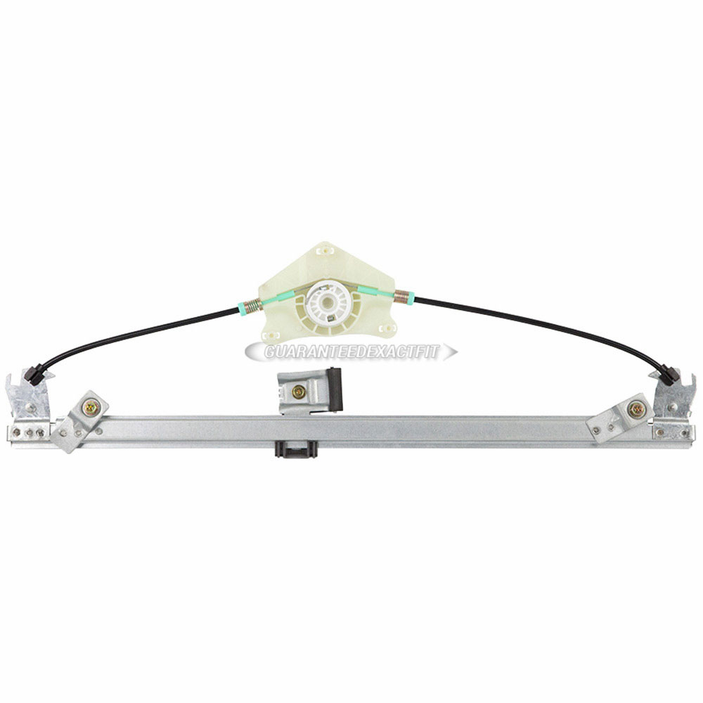 Mercedes_Benz ML350                          Window Regulator OnlyWindow Regulator Only