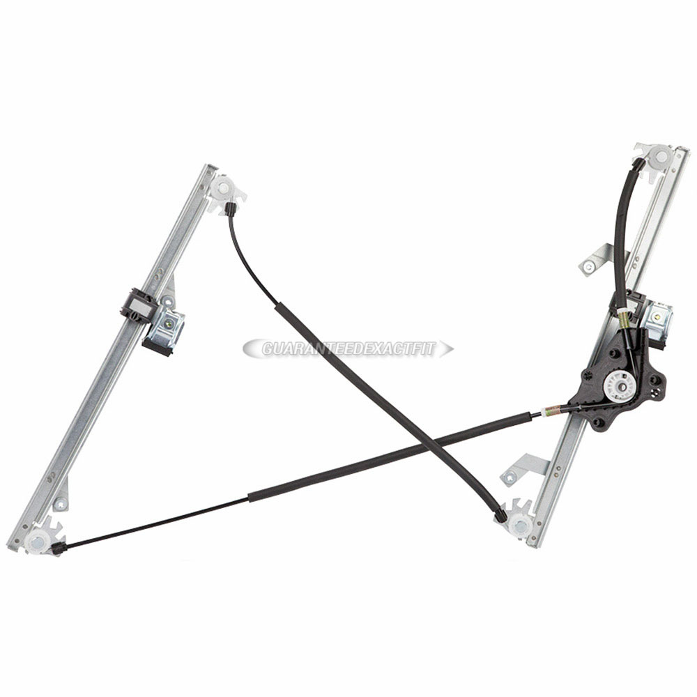 Mercedes_Benz G550                           Window Regulator Only