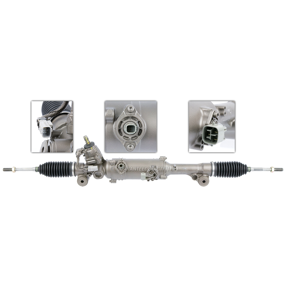 Toyota Highlander Power Steering Rack
