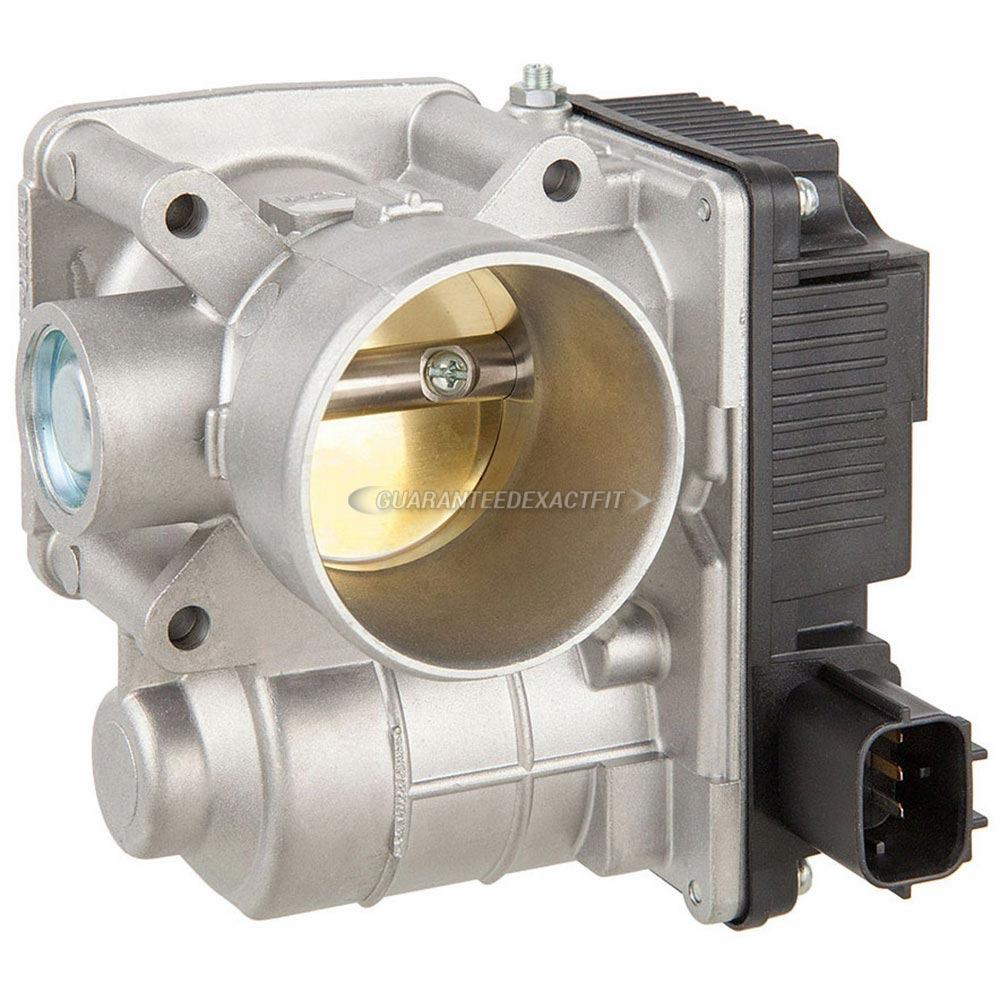 Nissan Sentra                         Throttle BodyThrottle Body