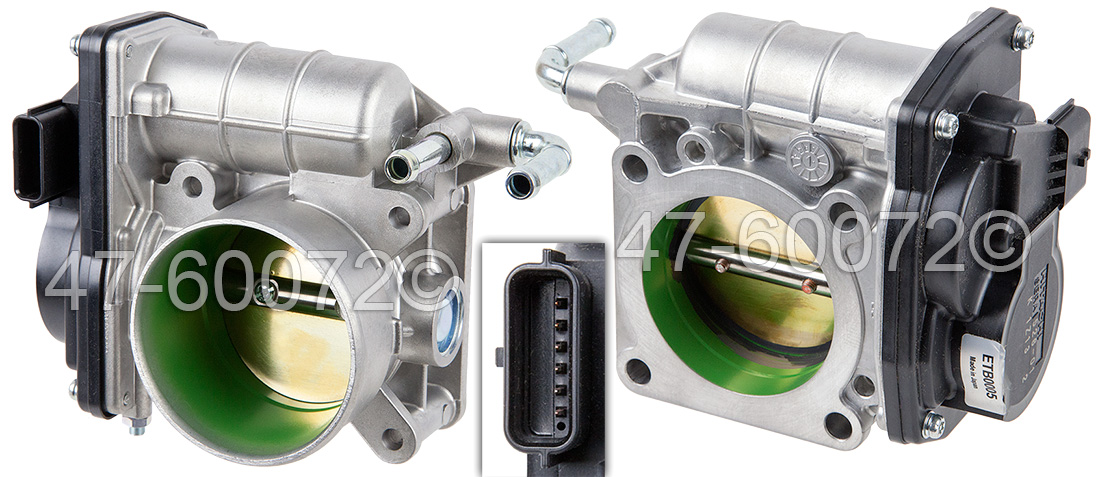Infiniti G35                            Throttle BodyThrottle Body