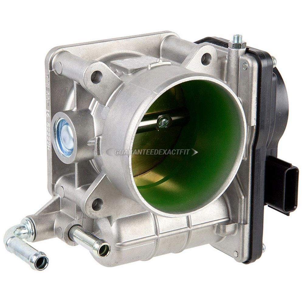 Infiniti M37                            Throttle Body