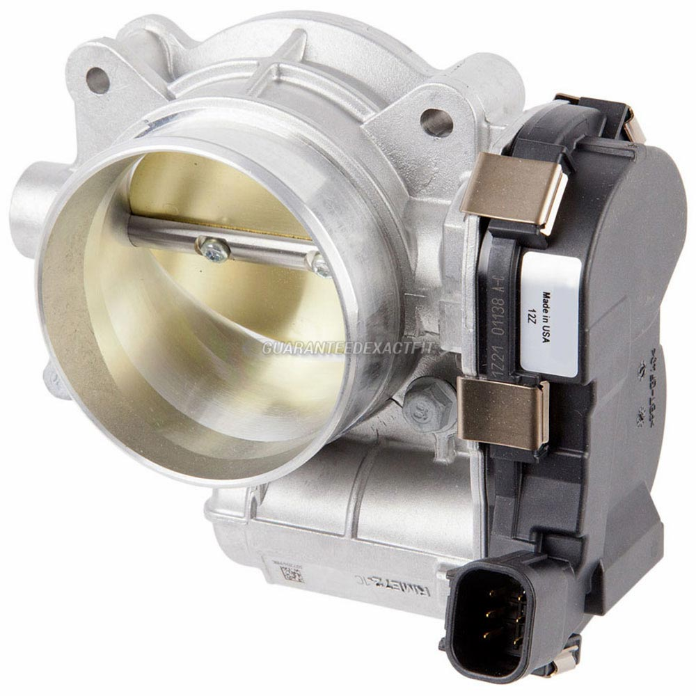 Buick Lucerne                        Throttle BodyThrottle Body