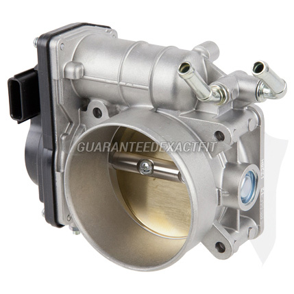 Nissan Maxima                         Throttle BodyThrottle Body
